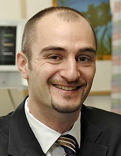 Dr. Stavros Memtsoudis, MD, PhD, Research to Improve Outcomes of Hip and Knee Replacement Surgery