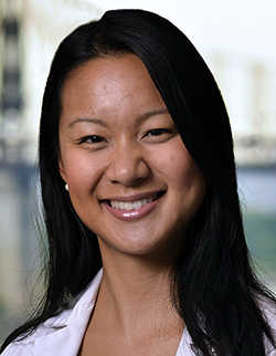 Image - headshot of Nancy Pan, MD