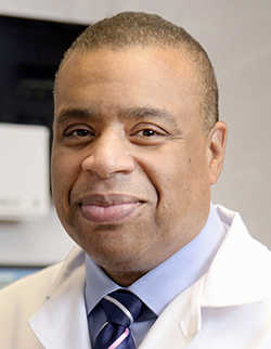 Image - headshot of Michael L. Parks, MD