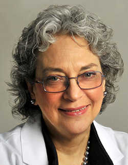 Image - headshot of Helene Pavlov, MD, FACR
