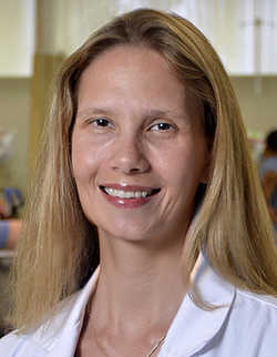 Image - headshot of Christine Peterson, MD