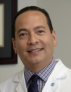 Photo of Dr. Garcia