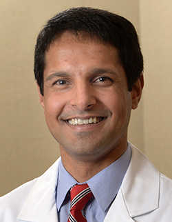 Image - headshot of Samir K. Trehan, MD