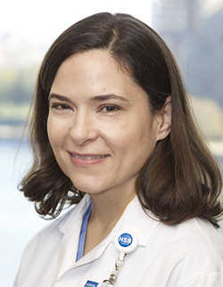 Image - headshot of Ellen M. Soffin, MD, PHD