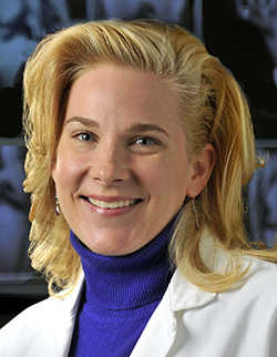 Image - headshot of Carolyn M. Sofka, MD, FACR