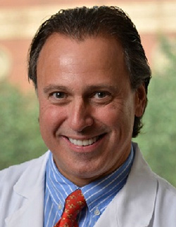 Dr. Steven Haas, Chief of Knee Service
