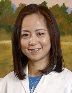 Image - headshot of Weijia Yuan, MD
