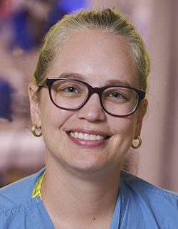 Photo of Dr. Wendel