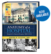 Anatomy of a Hospital book cover