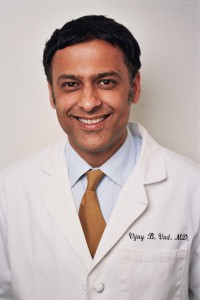 Dr. Vijay Vad, HSS physiatrist