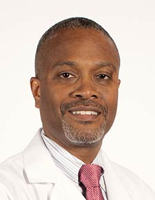 Dr. Osric King, primary care sports medicine physician