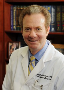 Dr. Geoffrey Westrich, HSS hip & knee surgeon