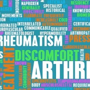 Decorative: Arthritis as a Medical Condition in Concept