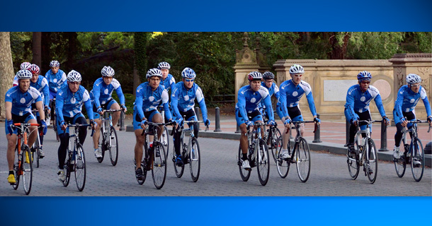 Hospital for Special Surgery Cycling Team