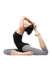 Yoga - king pigeon pose
