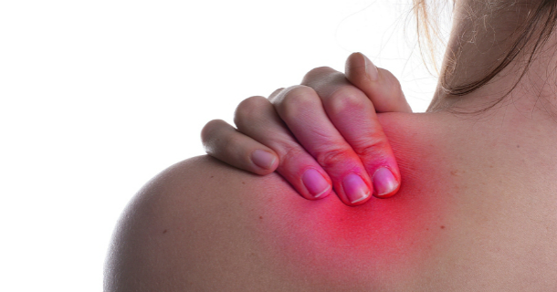 shoulder pain causes and treatment