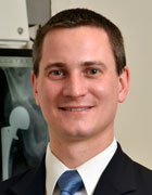 Dr. Seth Jerabek, hip and knee surgeon