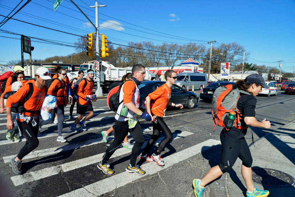 NY Runners in Support of Staten Island