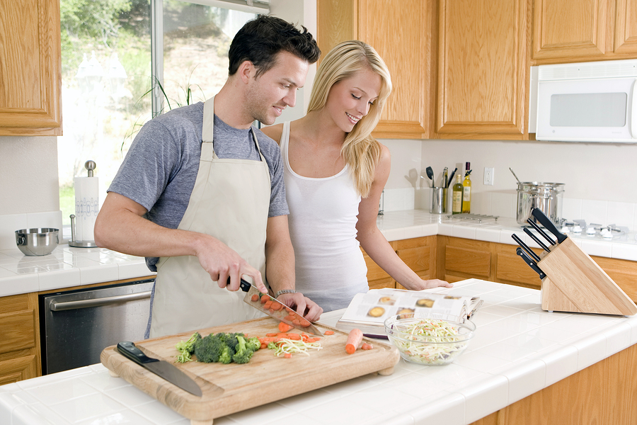 Folic Acid - Cooking Couple