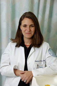 Dr. Stephanie Perlman, pediatrician