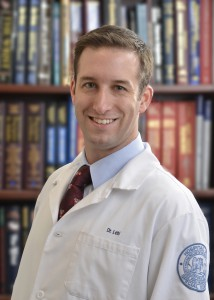 Dr. Darren Lebl, spine surgeon