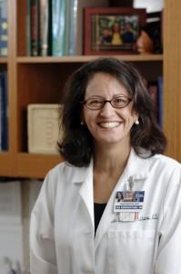 Dr. Lisa Sammaritano, rheumatologist