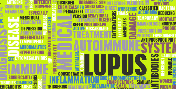 lupus word cloud