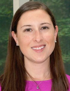 Erica Fritz Eannucci, physical therapist