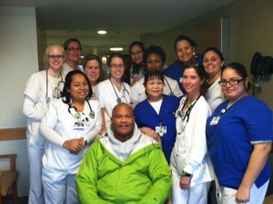 HSS Staff Photo 1-Year After Surgery 9-25-13