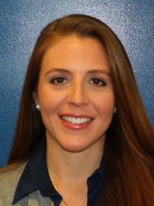 Jennifer Lister, athletic trainer