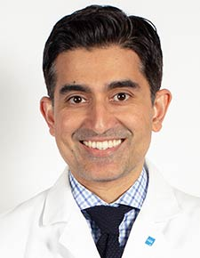 Dr. Danyal Nawabi, sports medicine surgeon
