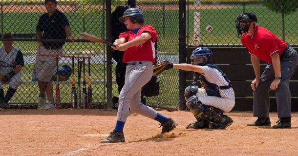 baseball swing