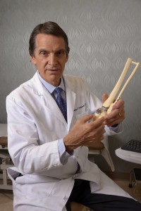 Dr. Jonathan Deland, foot and ankle surgeon