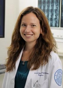 Dr. Jessica Gordon, rheumatologist