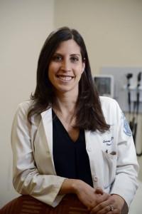 Dr. Lindsay Lally, rheumatologist