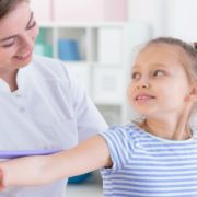 Pediatric Therapist with Young Patient