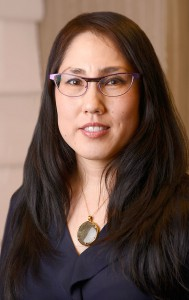 Dr. Julia Kim, clinical psychologist