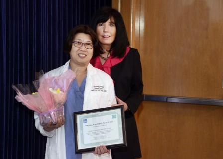 Nurse Elizabeth Amarille