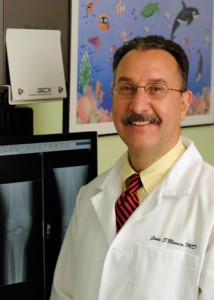 Dr. John Blanco, pediatric orthopedic surgeon