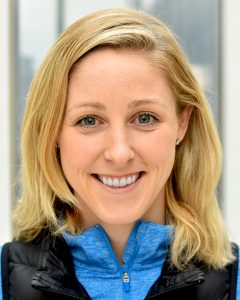 Chelsea Long, exercise physiologist