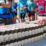 Marathon Running Hydration