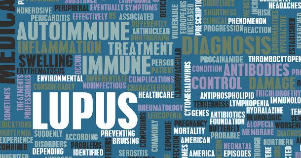 lupus word cloud