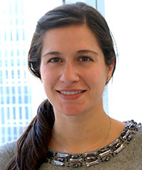 Christine Rocchio Mueller, pediatric occupational therapist