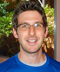Jason Machowsky, HSS sports dietitian