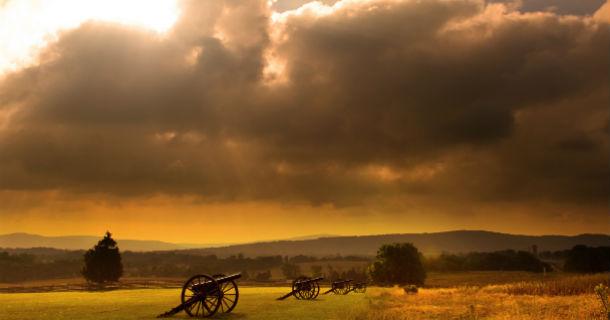 Vintage Battlefield