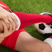 Soccer Player Knee 3.7