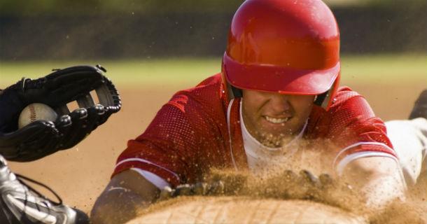 Baseball slide