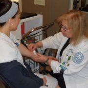 Ann Bienstock, nurse