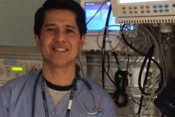Patrick Untalan, nurse