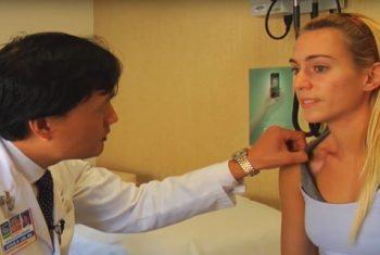 Brachial Plexus patient examination